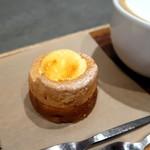 アンモナイト - ラムレーズンチーズ