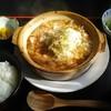 食道 やま輝 - 料理写真:もじ煮定食 880円