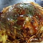 もり - 肉玉そば 700円