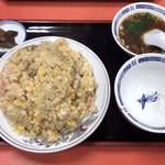 伊勢屋 - チャーハン 大盛り  800円