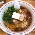 麺尊 RAGE - 牡蠣バター醤油そば