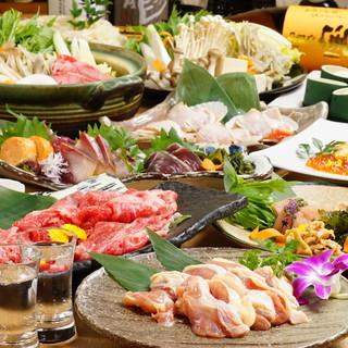 【奈良県特産の大和肉鶏も◎】朝挽き地鶏