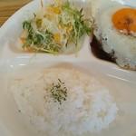 ゼロカフェ食堂 - 料理写真: