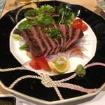玄海肴処旬風 - 佐賀牛のあぶり焼