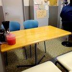 安さん食堂 - テーブル席