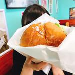 カフェ・ルート66 ROY's cafe - 巨デカ!!!