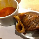 99981513 - イチボ、是非是非食べて欲しい 焼肉店でとてもおいしいすき焼きをいただく感じです。