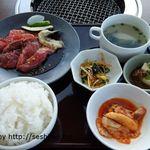 焼肉トラジ 玉川高島屋S・C店 - 焼き肉ランチ