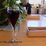 のうきょうカフェ ベジテーブル - ランチワイン