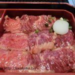 京都牛焼肉 すみれ家 二子玉川店 - カルビとハラミ(サービスランチ)