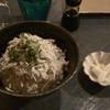 ジル カフェプラスバー - 料理写真:篠島シラス丼(漬物付き)