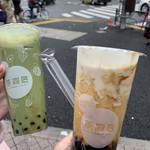 茶咖匠 - タピオカ