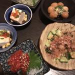 博多串焼き・博多料理の店 日和 -