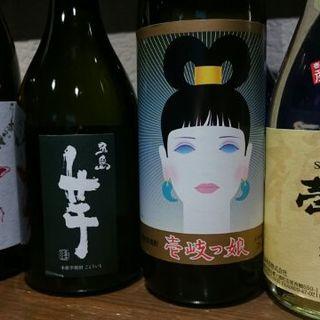 長崎を代表する壱岐と五島で仕込まれる島焼酎。