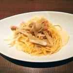 ナポリの食卓 - 料理写真: