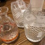 島料理 海響 - 長命草酒 25℃ 1合 1,000円