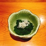 鮮魚・お食事処 山正 - メカブ