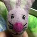 ウサギのミミー