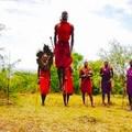 マサイ族の英雄