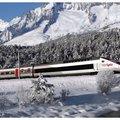 スイス鉄道のように